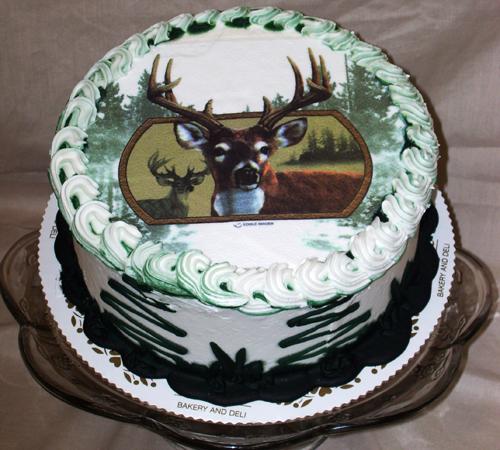Red Deer Bakery Cakes